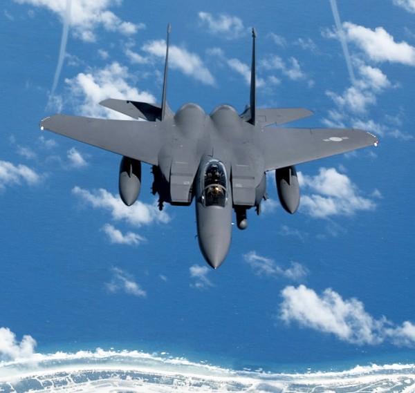 F-15 cingapura #2