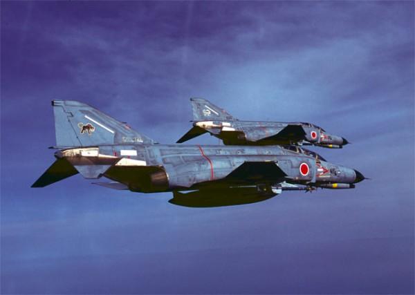 O F-35 irá substituir o F-4 Phantom
