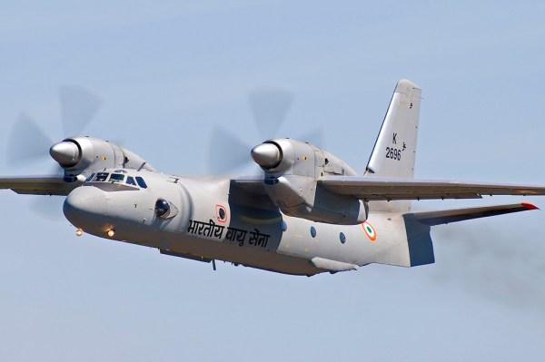 An-32 (Imagem: indiandefence)