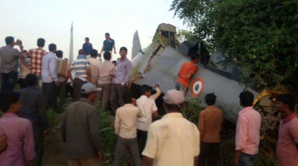 IAF Su-30 CRASH 1