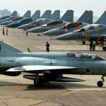Os alarmantes números dos acidentes aéreos militares na Índia