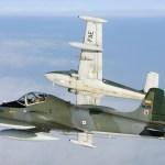 Missões de apoio aéreo