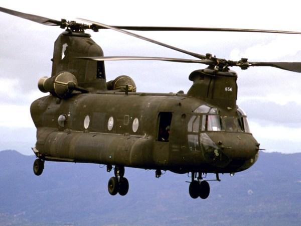 CH-47 Chinook (Imagem: walpapershddownload.com)