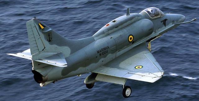 A-4KU Skyhawk 160186 transferido para o brazil_2