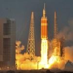 NASA: Orion parte para o primeiro voo de testes