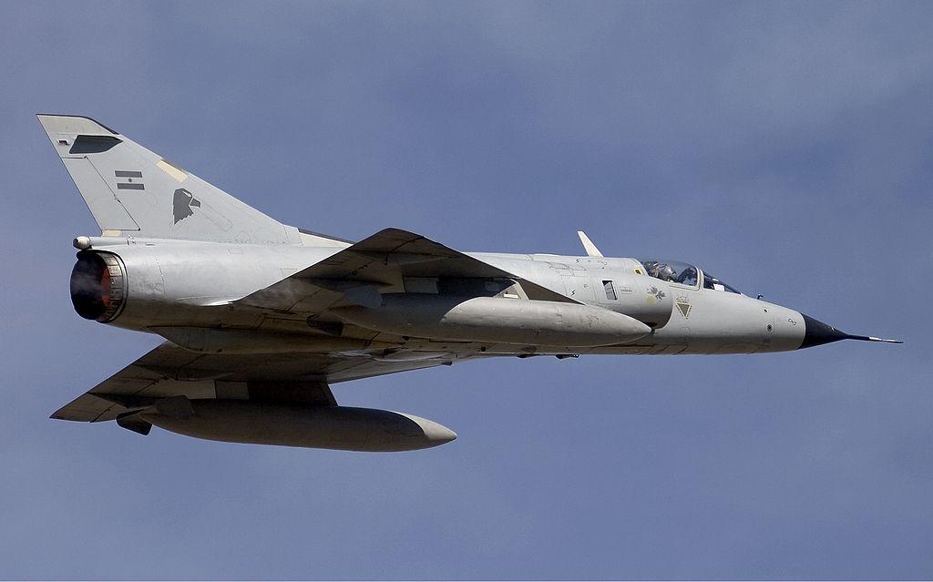 Argentina_Air_Force_Dassault_Mirage_IIIEA_Lofting