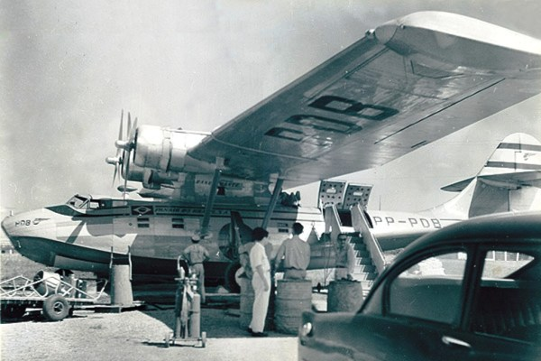 Consolidated PBY Catalina PP-PDB