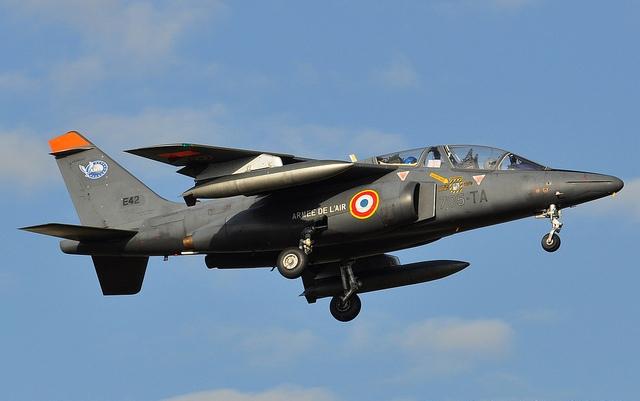 Dassault-Dornier Alpha-Jet Armée de l'Air