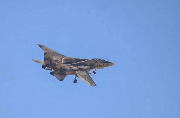 F-14_IRÃ_nova camuflagem #1