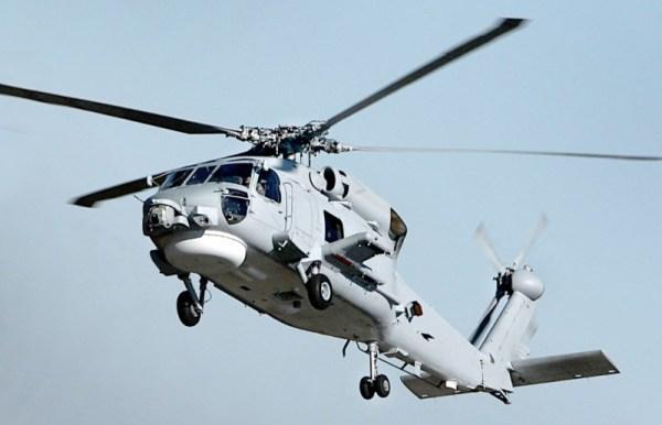 A Marinha Indiana pretende adquirir 16 helicópteros S-70B Seahawk. (Foto: Sikorsky Aircraft)
