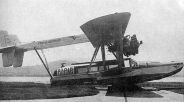 Panair do Brasil, Sikorsky S-38B, registro PP-PAB