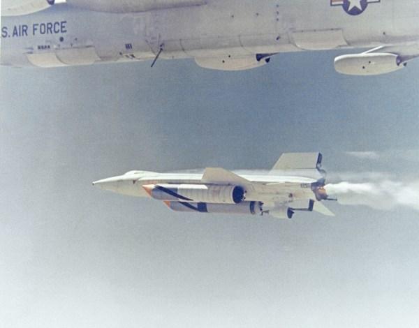 The record flight 3