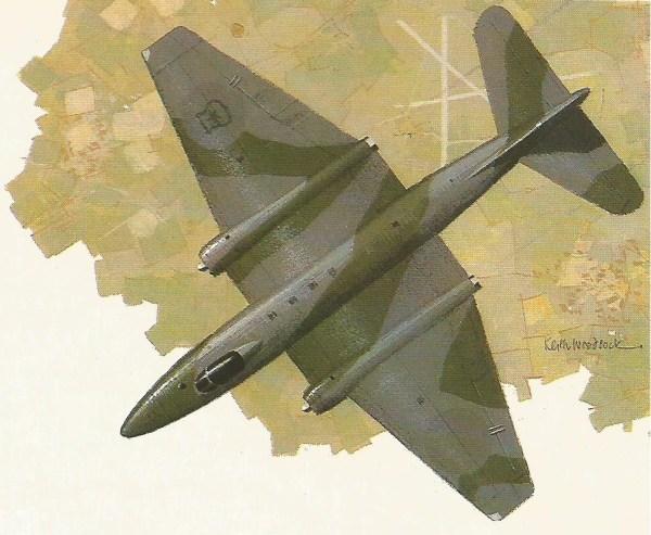 Acredita-se que a Grã-Bretanha tenha deslocado seis aviões de reconhecimento fotográfico Canberra PR.Mk 9 para Punta Arenas, no extremo sul do Chile, para dar apoio às ações de retomada das ilhas Falklands/Malvinas.