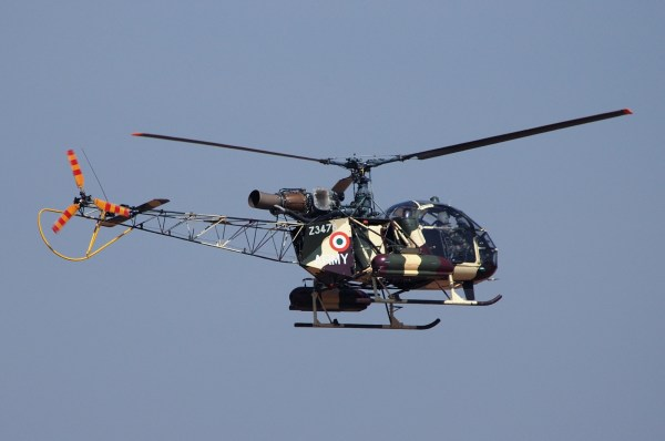 HAL Cheetah - Indian Army Aviation Wing