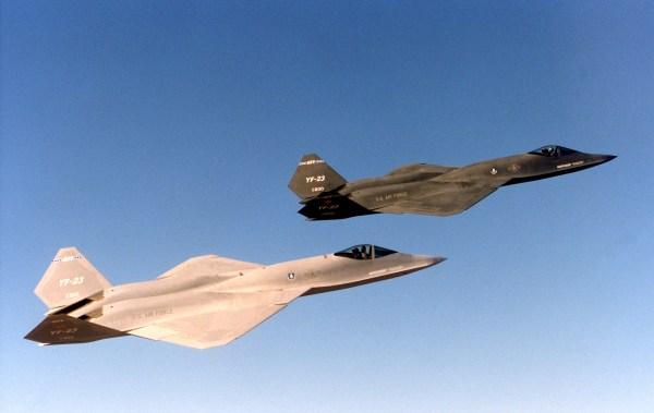 Northrop-McDonnell Douglas YF-23