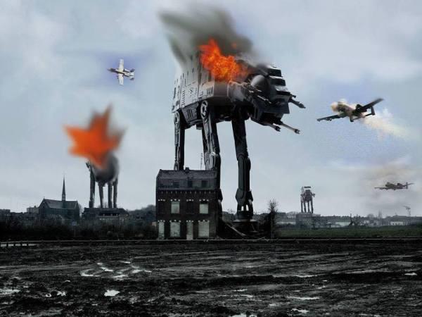A-10 vs império