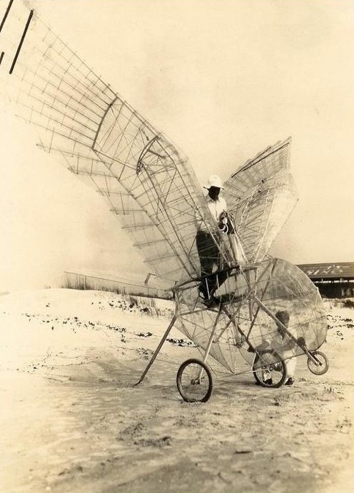 George White Ornithopter 1928 (1)