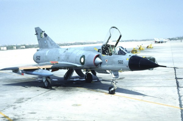 Pakistan Air Force Mirage (2)