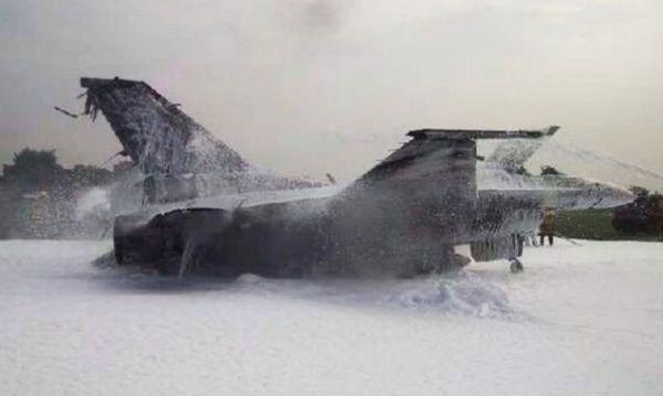 TNI-AU F-16C block 25 (Prefixo TS-1643) 1
