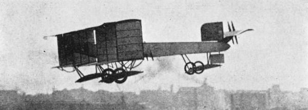 Voisin Canard 1911