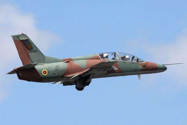 Air Force of Zimbabwe - Hongdu K-8 Karakorum Light Attack and Jet Trainer Aircraft
