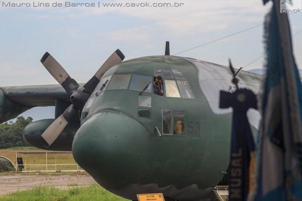 A aeronave foi trazida ao MUSAL pela tripulação do TCel Borba do 1° GTT. (Fotos Mauro Lins de Barros / Cavok)