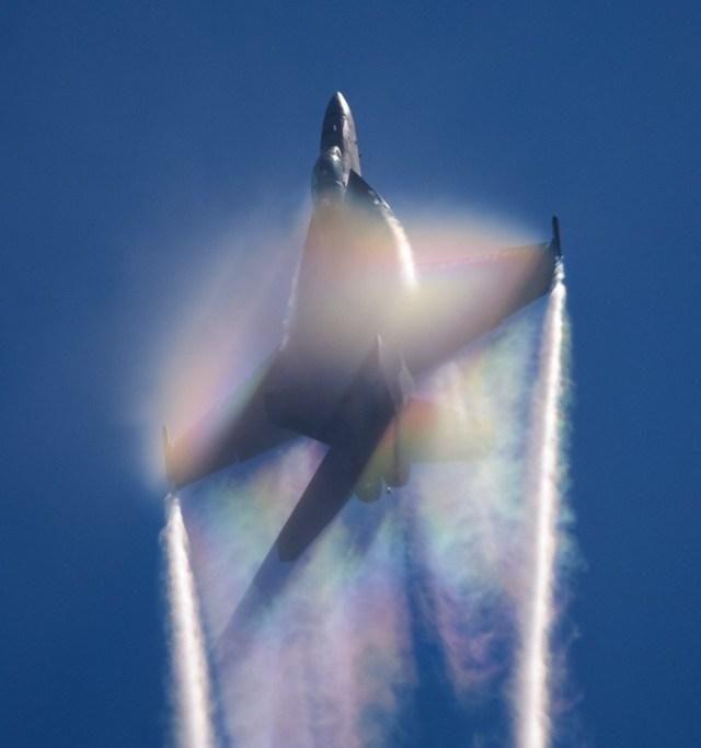 Boeing FA-18F Super Hornet (Foto - Kevin Scott)