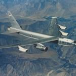 Boeing JB-52E, um Stratofortress especial