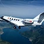 VÍDEO/IMAGENS: Primeiro voo do Pilatus PC-24