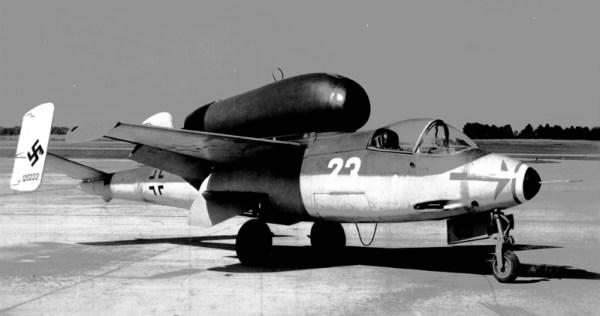 Heinkel He 162 (Imagem: aviation-history.com)