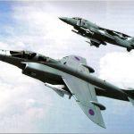 AERONAVES (QUASE) FAMOSAS: P.1154, o Harrier supersônico