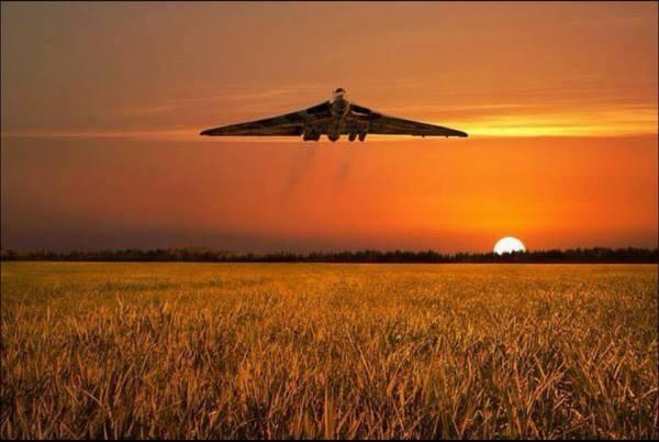 (Imagem: RAF Waddington)