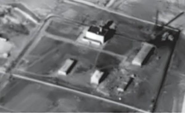 Durante a missão BX6847, realizada por Jack Weeks, em 26 de janeiro de 1968, também foi possível captar imagens da Central Nuclear norte-coreana em Yongbyon - National Archive via Tim Brown