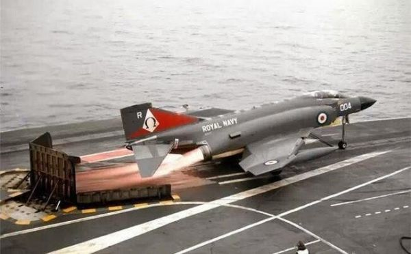 F-4K, o mais caro dos Phantoms