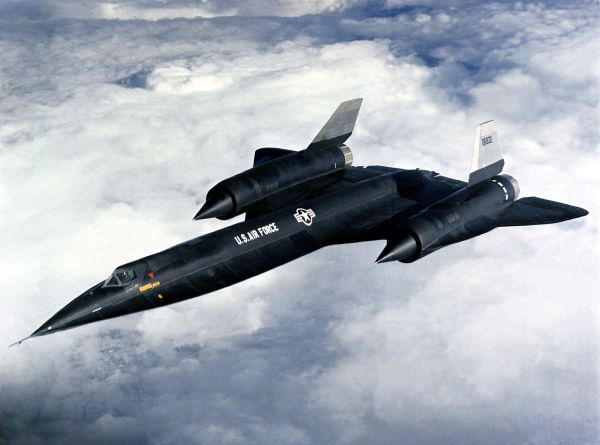 Lockheed A-12, Article 129 (60-6932) - CIA