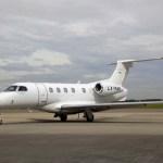 Luxaviation recebe seu primeiro jato Phenom 300 da Embraer Aviação Executiva