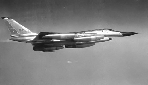 Bombardeiro Convair B-58A Hustler (Snoopy I) - Jim Eastham Collection
