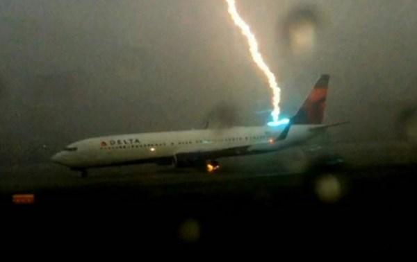 Delta Lightning Strike - Jack Perkins