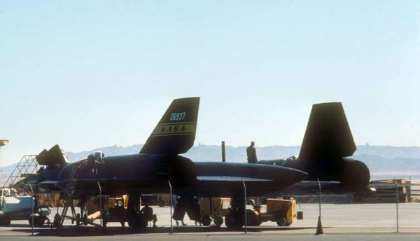 "Lockheed YF 12C SR 71A 61 7951 Brian Lockett Collection 600x344 - ""A"" de ataque: Lockheed A-12 OXCART, o pai do SR-71 Blackbird - Parte 6"