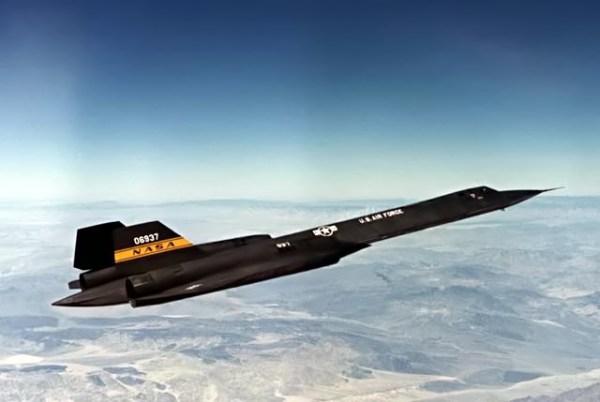 Lockheed YF-12C (SR-71A #61-7951)