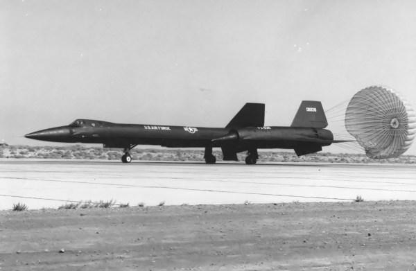 Terceiro protótipo do Lockheed AF-12 (YF-12A), Artigo 1003 (60-6936) – Lockheed Martin (5)