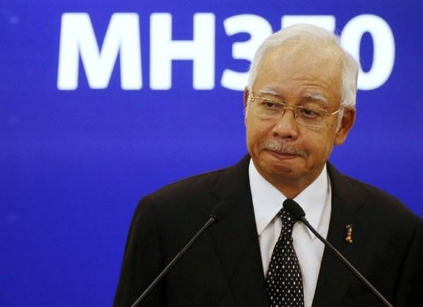 malasiamh370 600x436 - Premiê malaio diz que peça achada na Ilha Reunião é do MH370