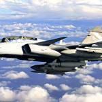 GRIPEN NG BR: Saab anuncia efetivação do contrato com o Brasil