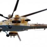 Primeiro helicóptero Mi-28NE 'Havoc' para Argélia inicia testes de voo