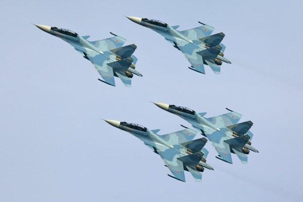 Su-30MS - VKS