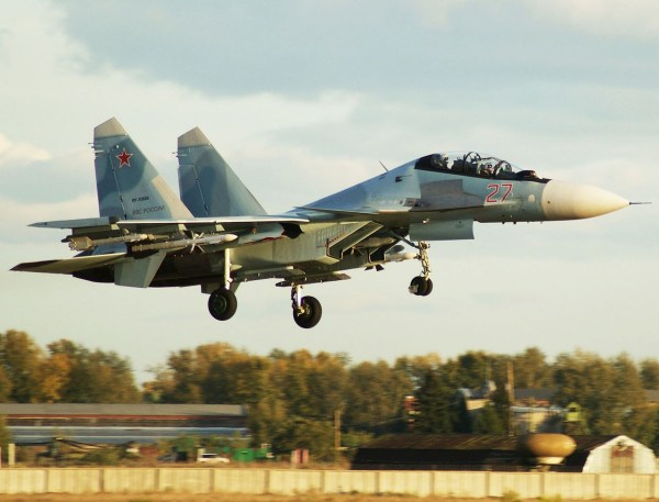 Su-30SM - VKS, by Yurij Vladimirovich (27)