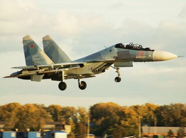 Su-30SM - VKS, by Yurij Vladimirovich (28)