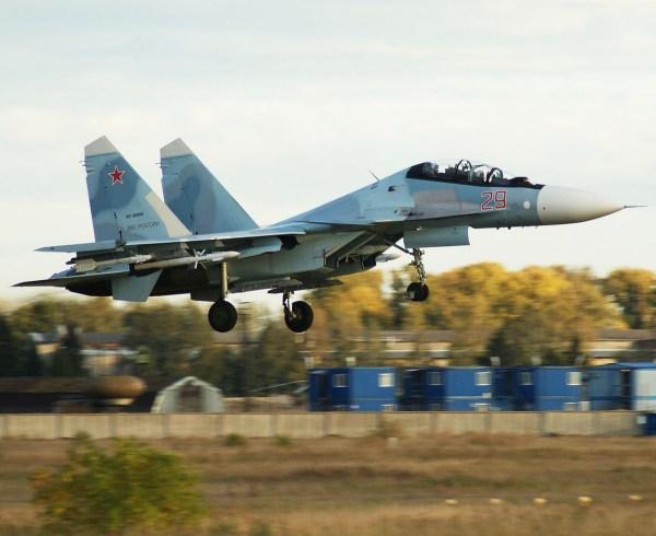 Su-30SM - VKS, by Yurij Vladimirovich (29)