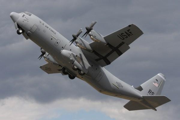 Lockheed Martin C-130J-30 'Super Hercules' (2)
