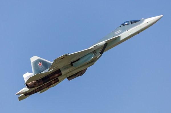 Sukhoi T50-5 PAK FA, by Nickolay Krasnov